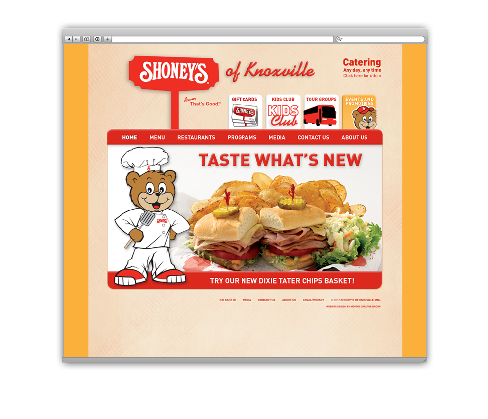 Shoneys web Shoneys of Knoxville