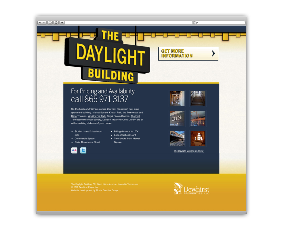 TheDaylightBuilding web The Daylight Building