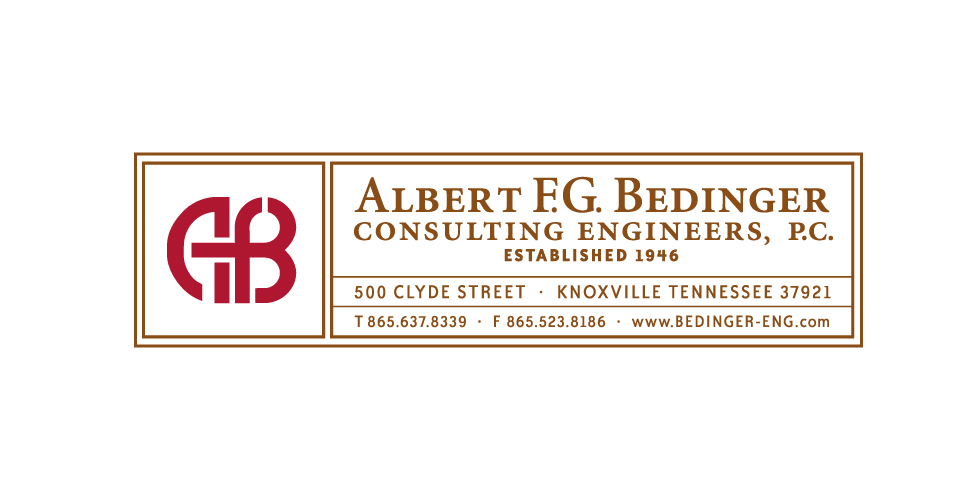 albert FG Bedinger logo Albert F.G. Bedinger Consulting Engineers, P.C.