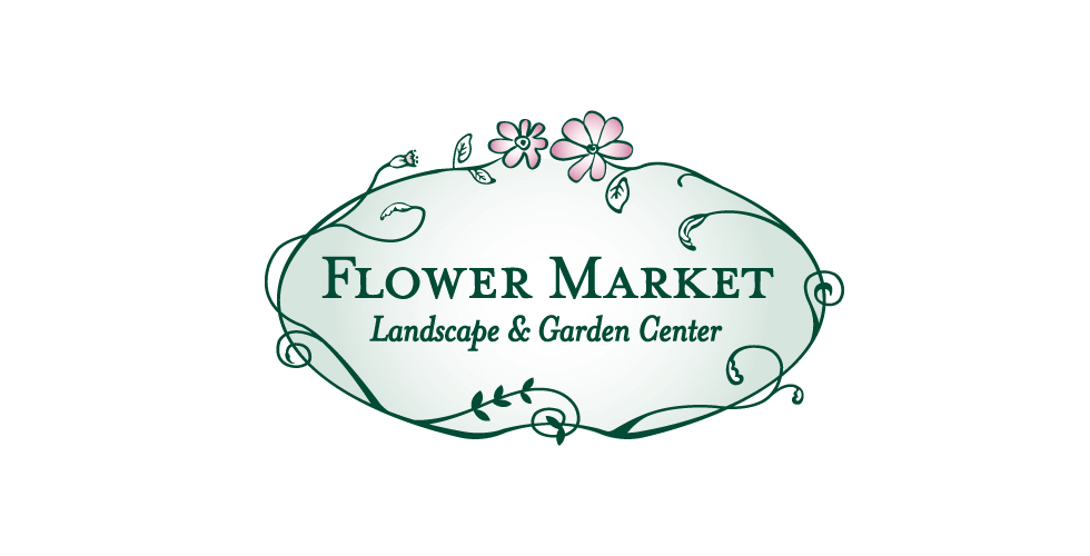 flower market logo Flower Market