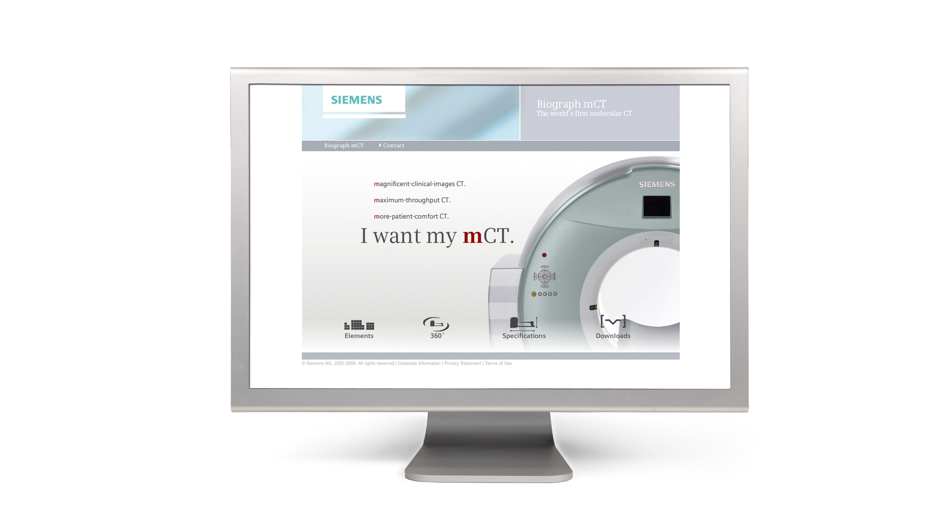 mct1 Siemens Medical Solutions