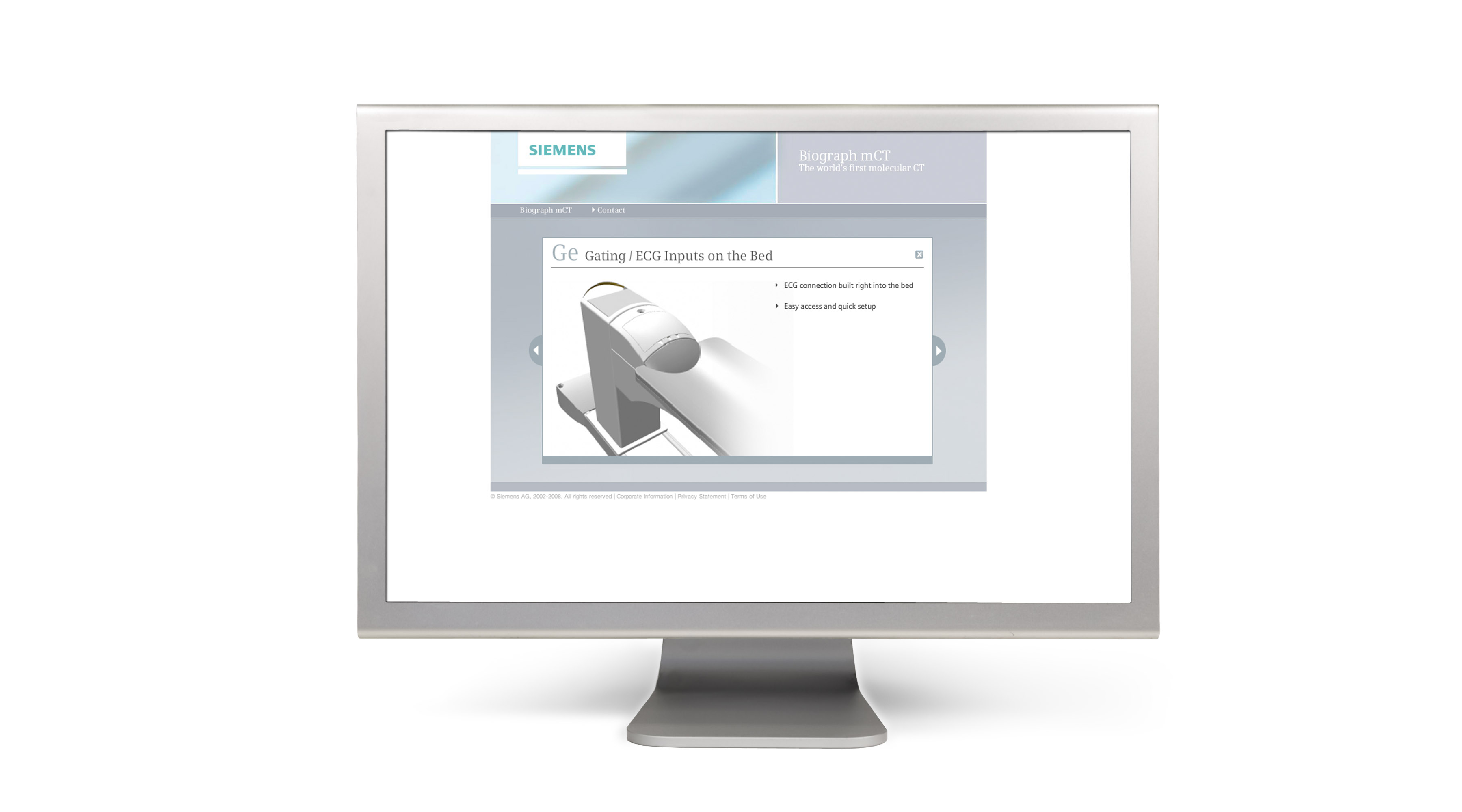 mct2 Siemens Medical Solutions