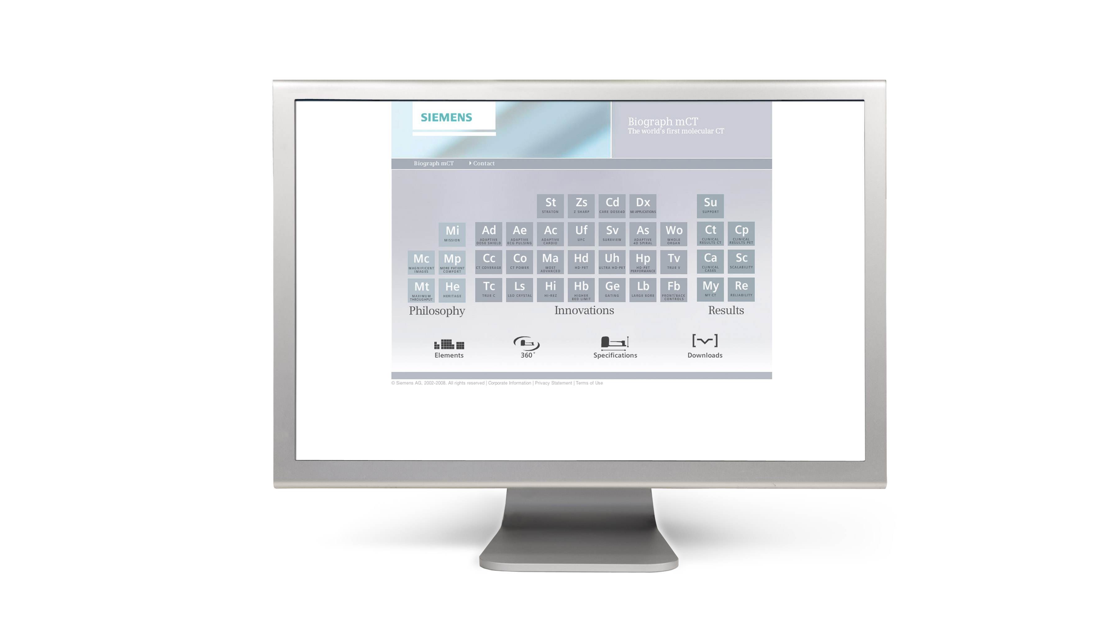 mct3 Siemens Medical Solutions
