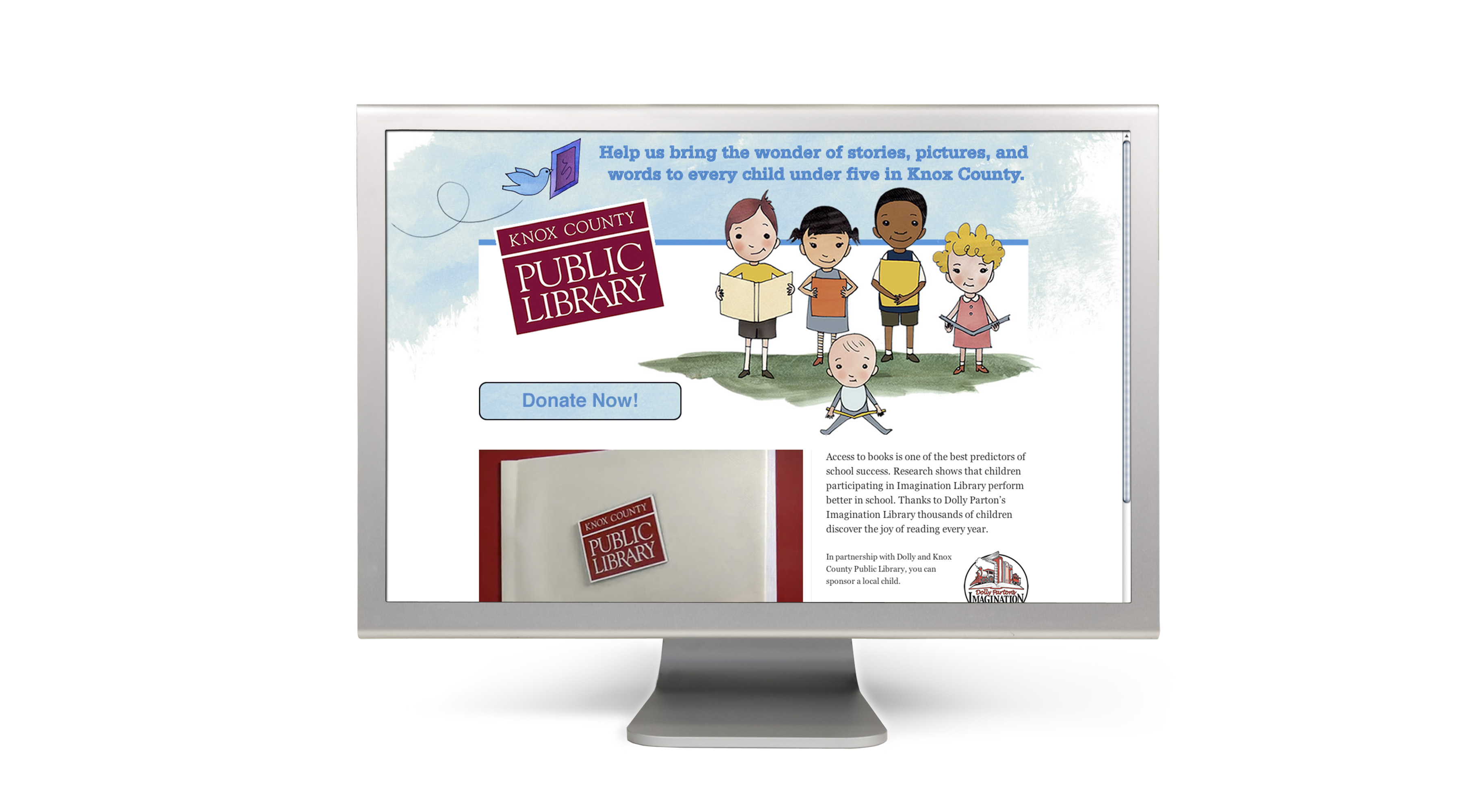 website3 Knox County Public Library/Imagination Library